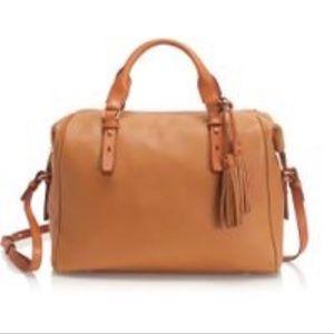 J Crew Hayden Satchel Leather bag